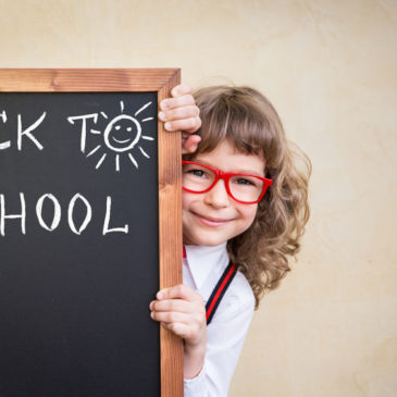 Preparing the Little Ones for Back to School