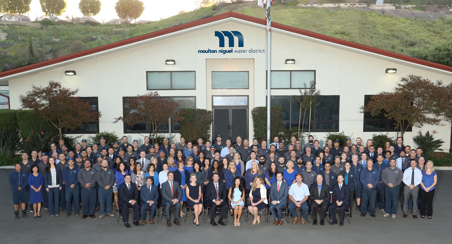 Moulton Niguel Water District - Team Photo - Aliso Viejo Chamber of Commerce